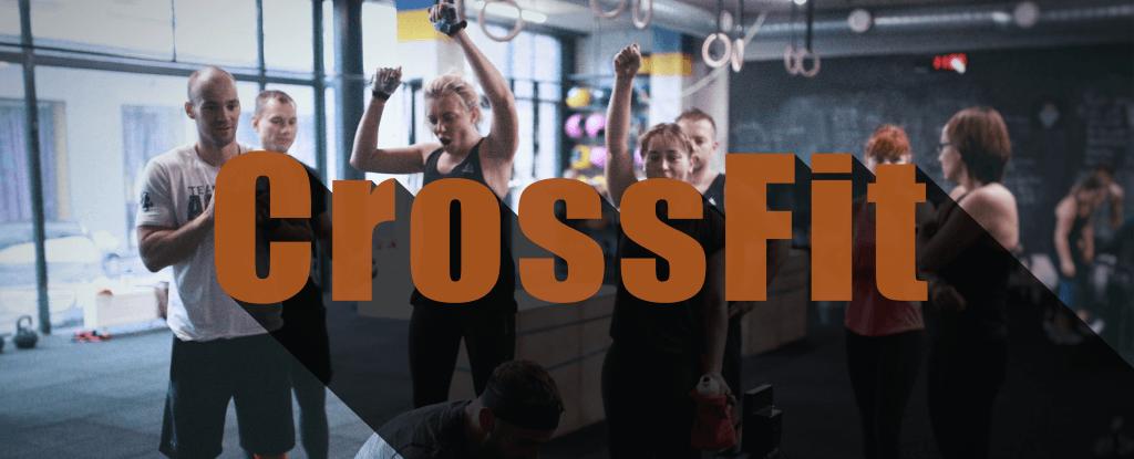 CrossFit treniruotės