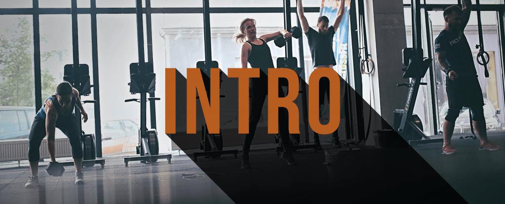 Įvadinė CrossFit treniruotė