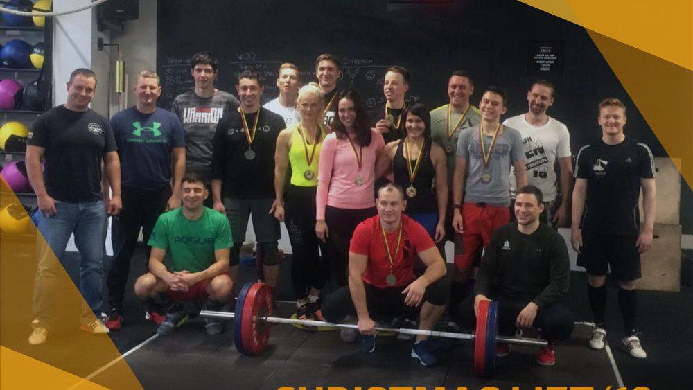 CrossFit treniruotes