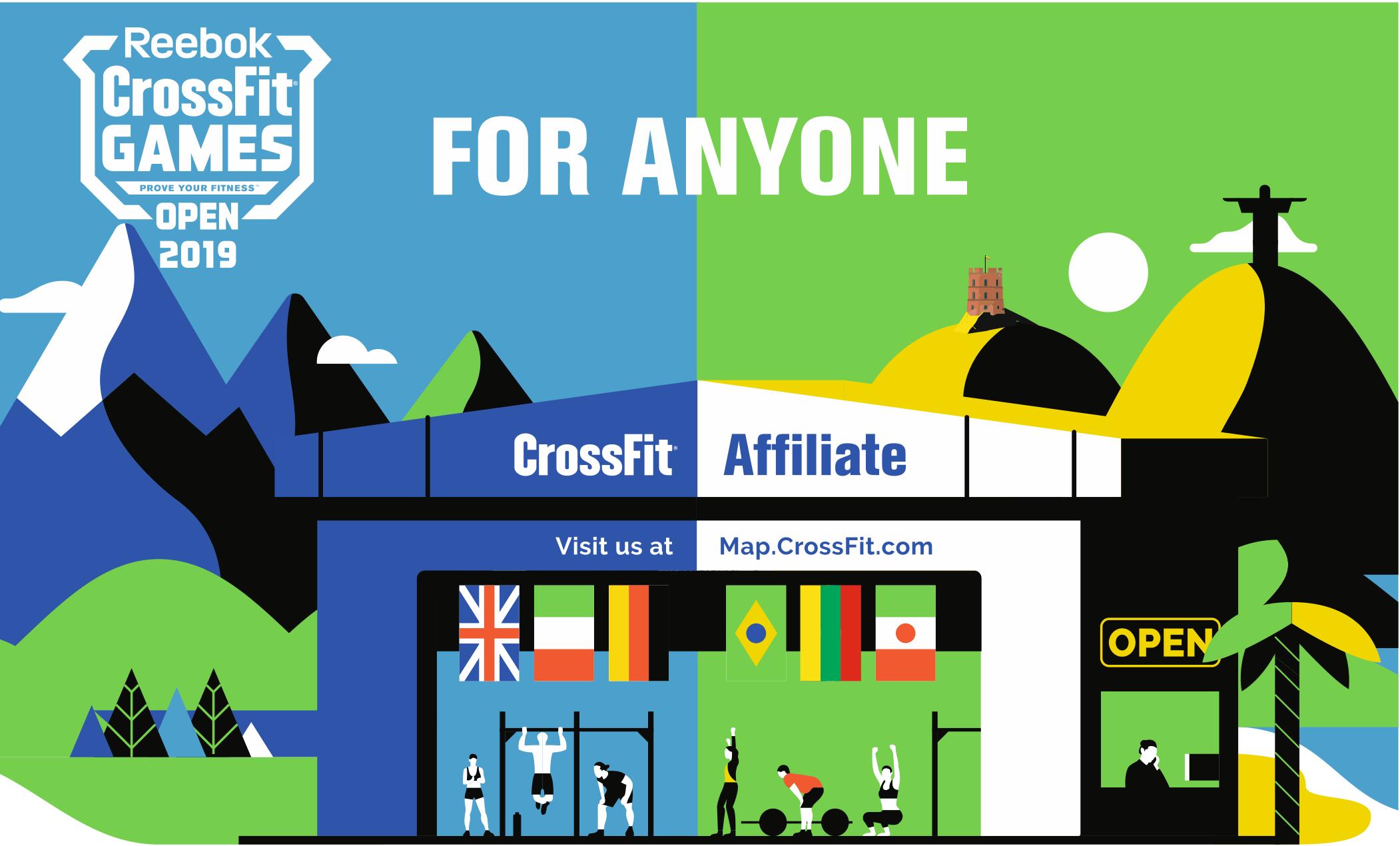 Amber CrossFit OPEN (vidinės klubo varžybos)