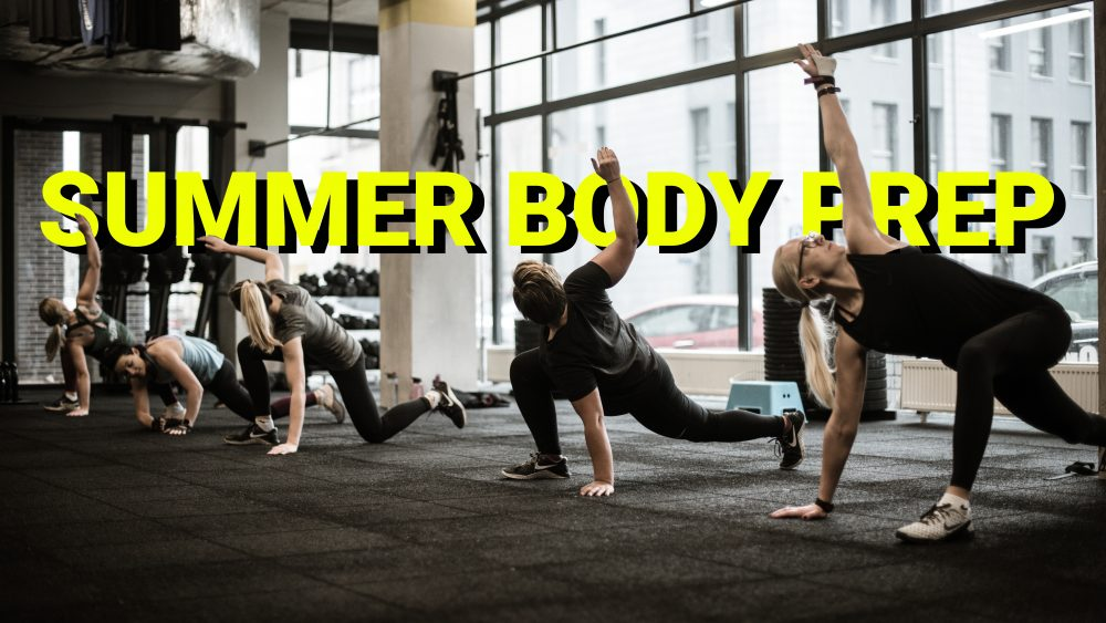 Summer body prep