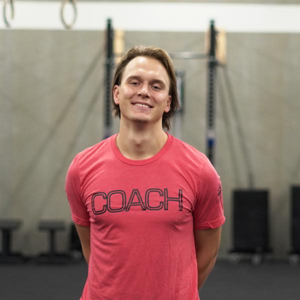 CrossFit treneris
